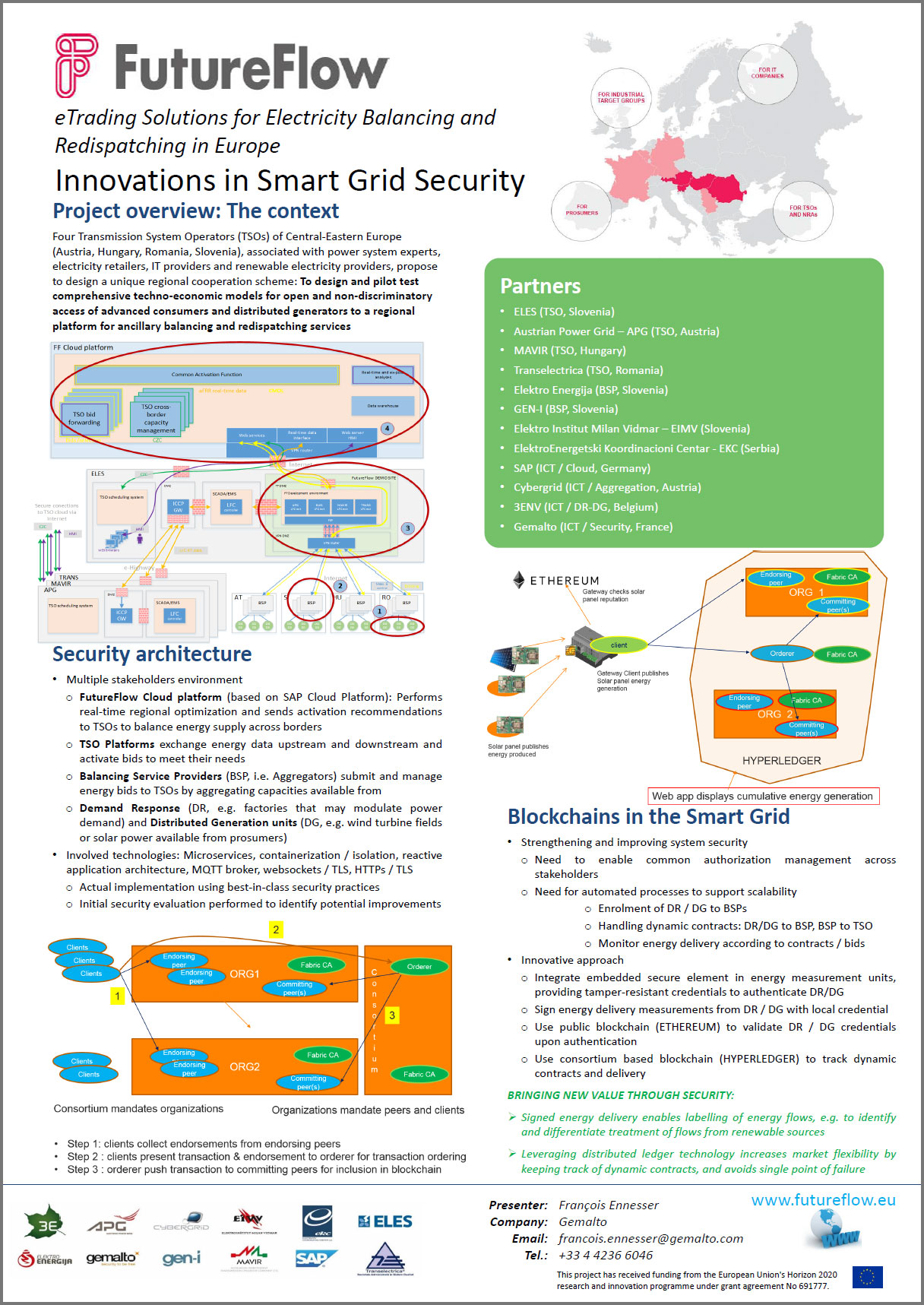 FutureFlow_Poster_ETSI_Security_Week_2018